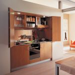 John Strand Italian Hideaway Kitchenette with oven ((ITH570))