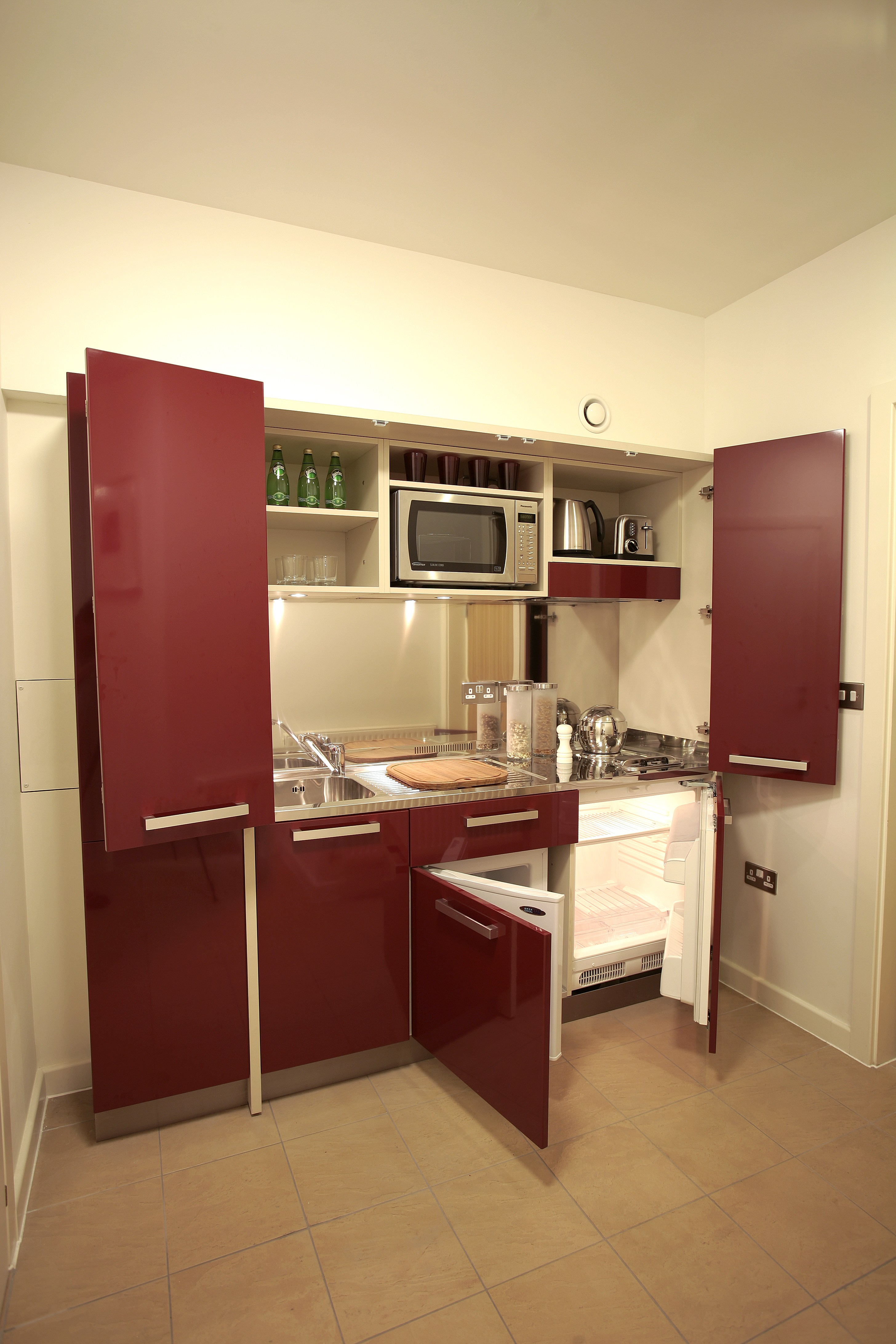 What Is A Concealed Kitchen John Strand Mk