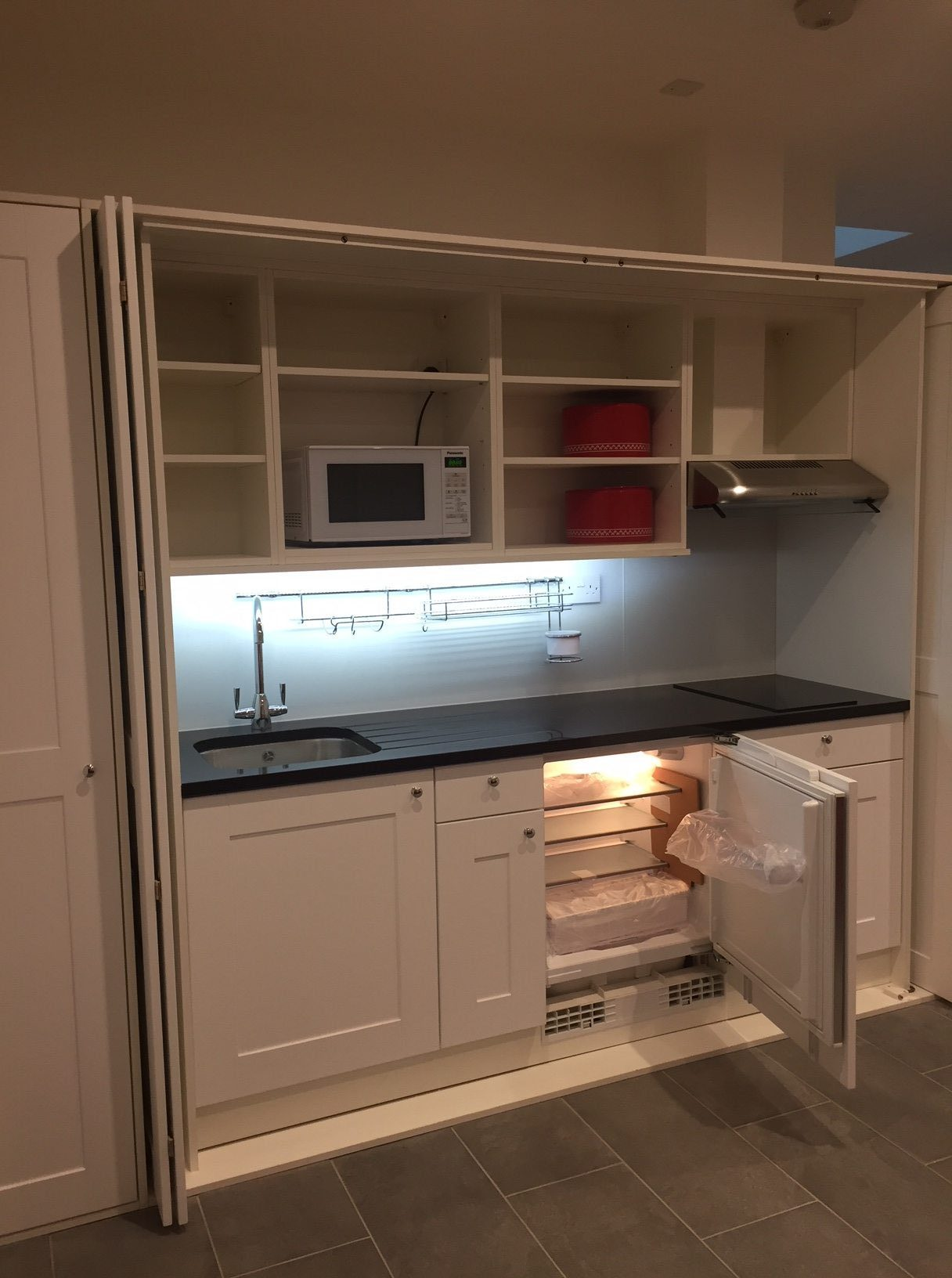 Mini Kitchens For Tiny Houses Mark Burton John Strand Mk