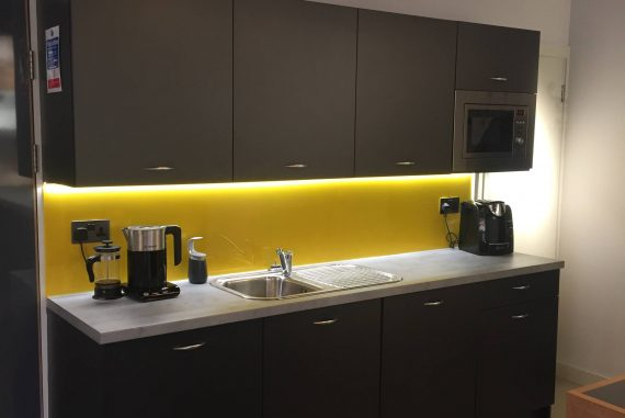 A Bespoke Kitchen to Inspire Bright Ideas