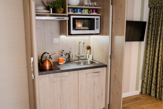 MOD – The Brand new range of small kitchens from John Strand