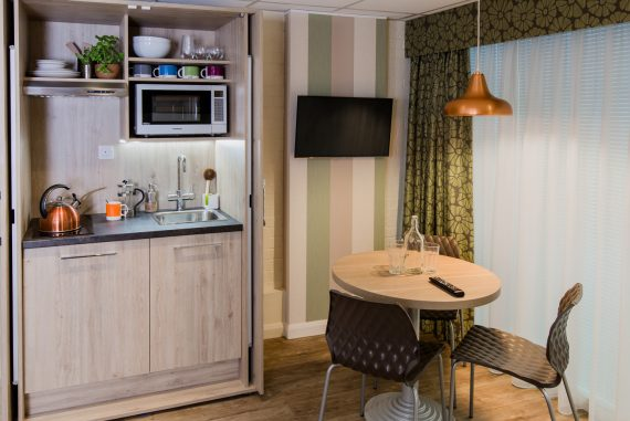 Making space in Studio apartments  – A guide to open-plan, multi-functional apartment living