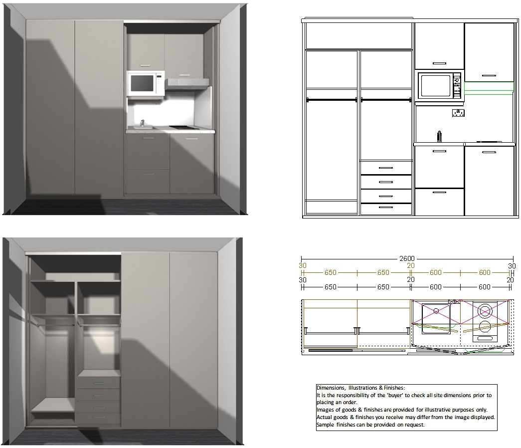 Small Kitchen Design Layouts John Strand Mk